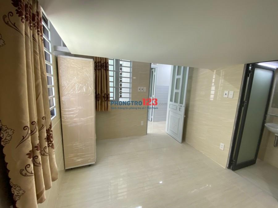 Phòng trọ New 100% + Full nội thất, Gần IUH, Văn Lang, Emart