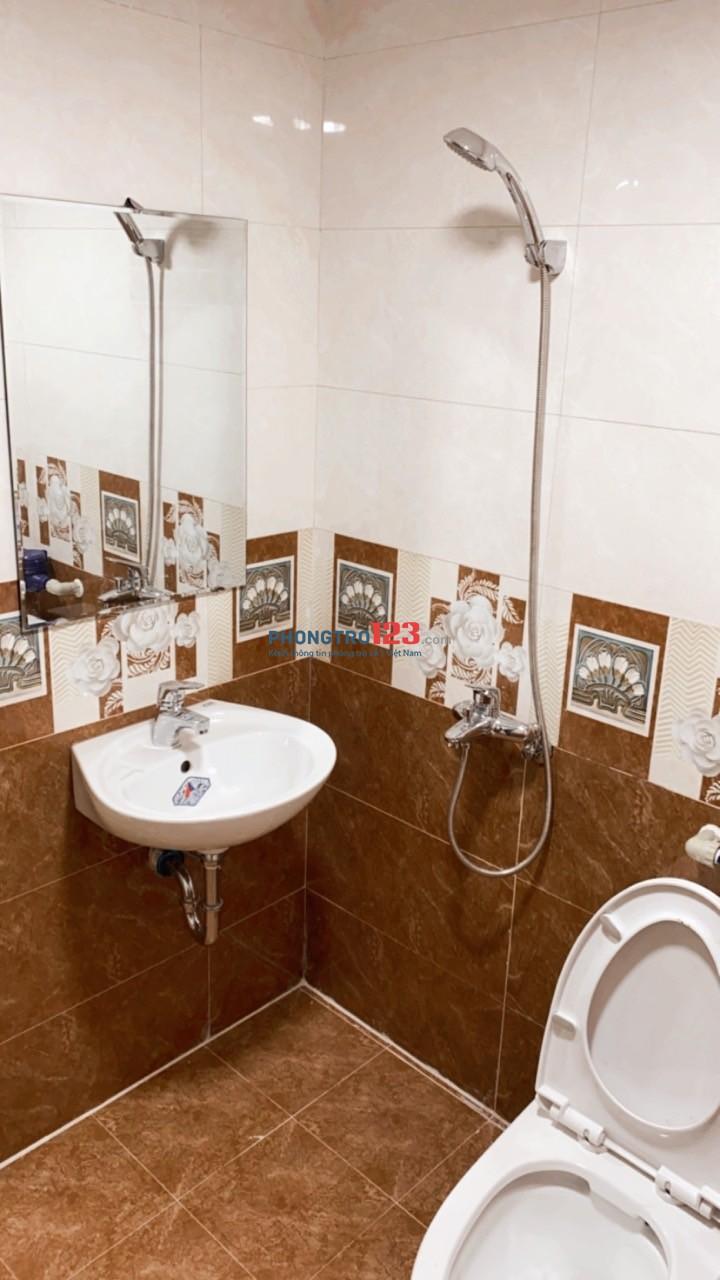 Cho thuê chung cư mini đầy đủ nội thất