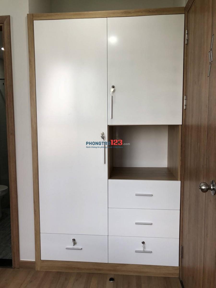 Cho thuê căn hộ_CC Bcons Suối Tiên_Làng ĐH Thủ Đức