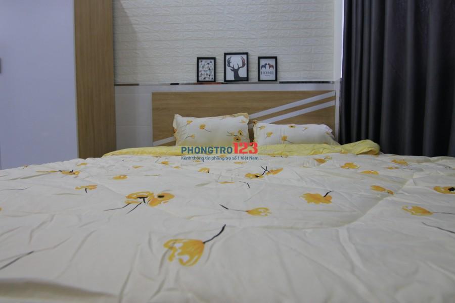 Phòng trọ cao cấp, đầy đủ tiện nghi đường Giải Phóng – Quận Tân Bình.