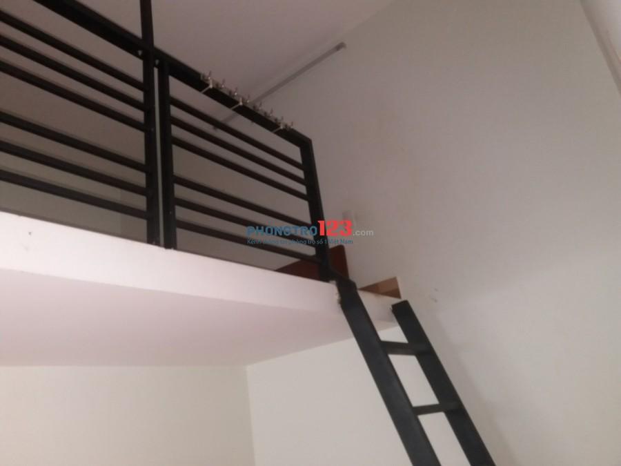Phòng trọ Dương Quảng Hàm - 2tr6 - 1 gác đúc