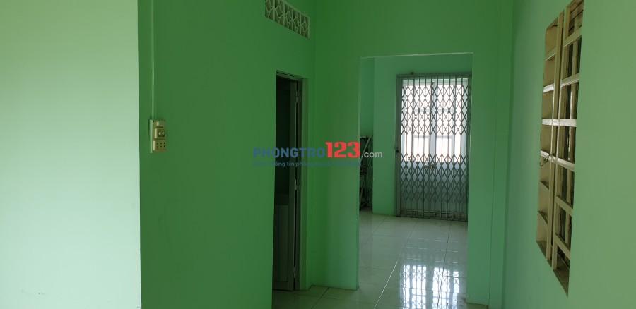 Cho thuê nhà 1 trệt 1 lầu 2pn, 2wc, 2 pk