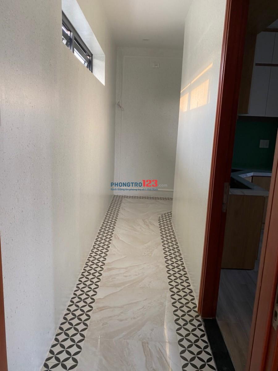 Căn hộ mới xây full nội thất cao cấp