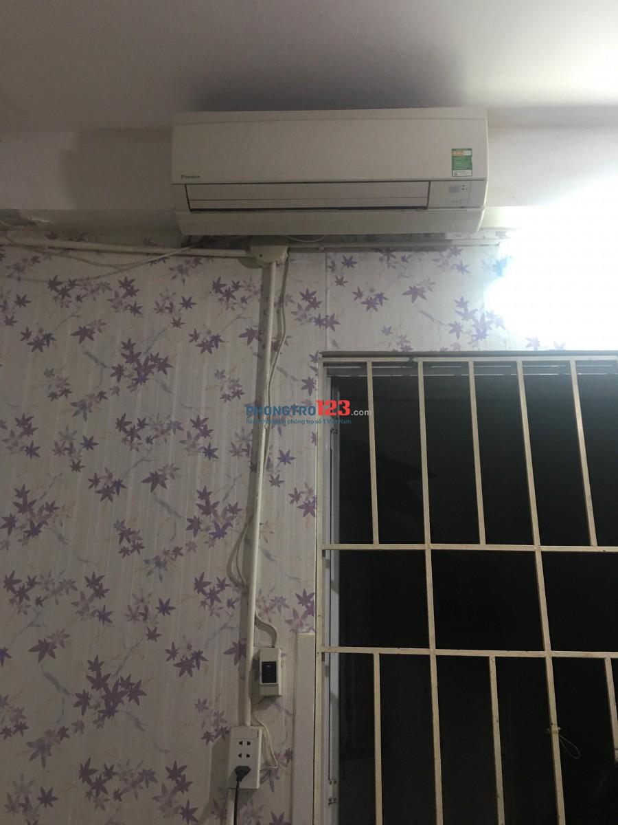 Cho thuê căn hộ khu tập thể ngay trung tâm quận Phú Nhuận