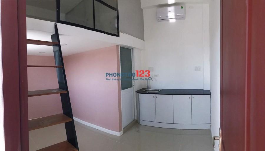 Cho thuê phòng cao cấp giá rẻ Quận Phú Nhuận - có bancong, gác lửng 25-30m2