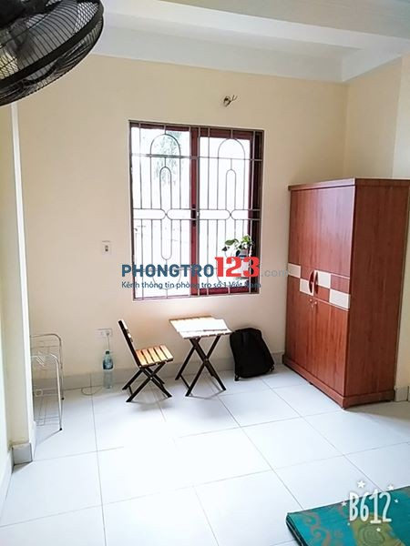 Cho thuê phòng CCMN tại ngõ 32 Đỗ Đức Dục (Mễ Trì Hạ) - Nam Từ Liêm