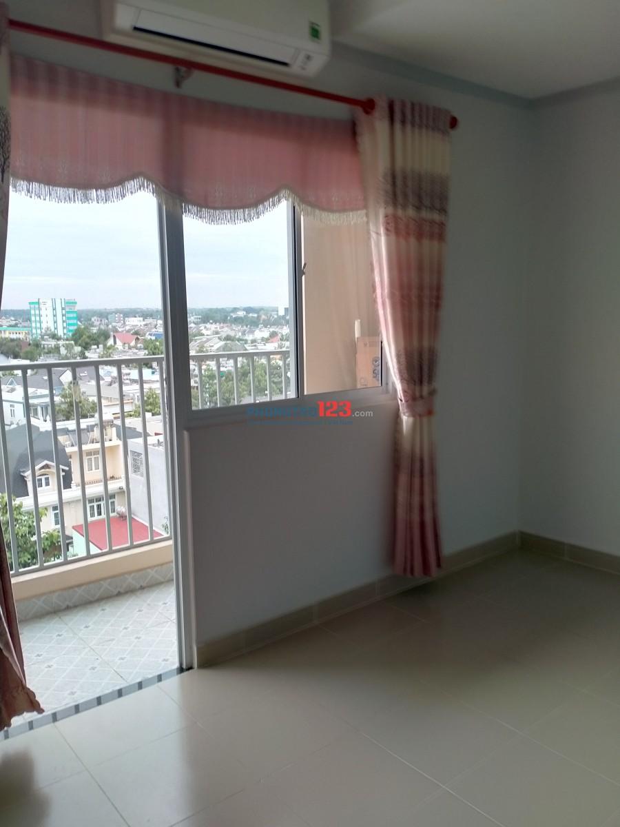 Cho thuê căn hộ chưng cư sạch sẽ, thoáng mát và rất chi là an ninh