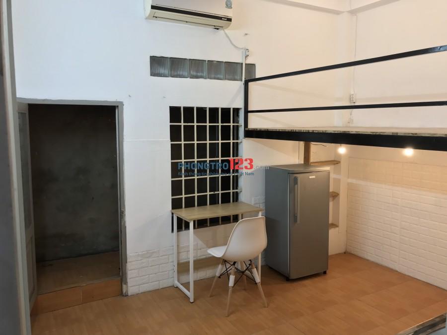Cho thuê mặt bằng + phòng trọ tầng trệt ngay chợ Văn Thánh đường D1 P25, Q.Bình Thạnh
