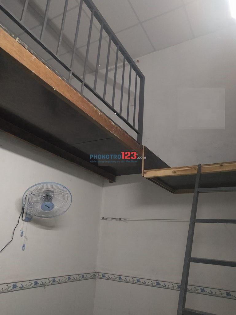 Phòng trọ có gác 1.4tr sạch sẽ, an ninh Bình Kỳ ĐN