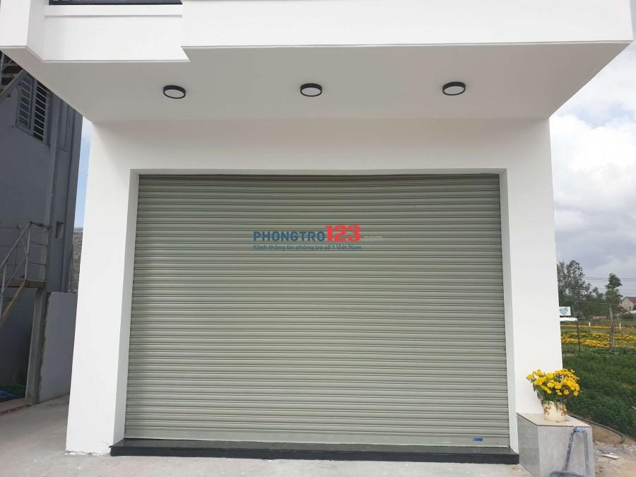 Cho thuê mặt tiền mới xây đường 10.5m đối diện cổng Khu công nghiệp Điện Nam-Điện Ngọc