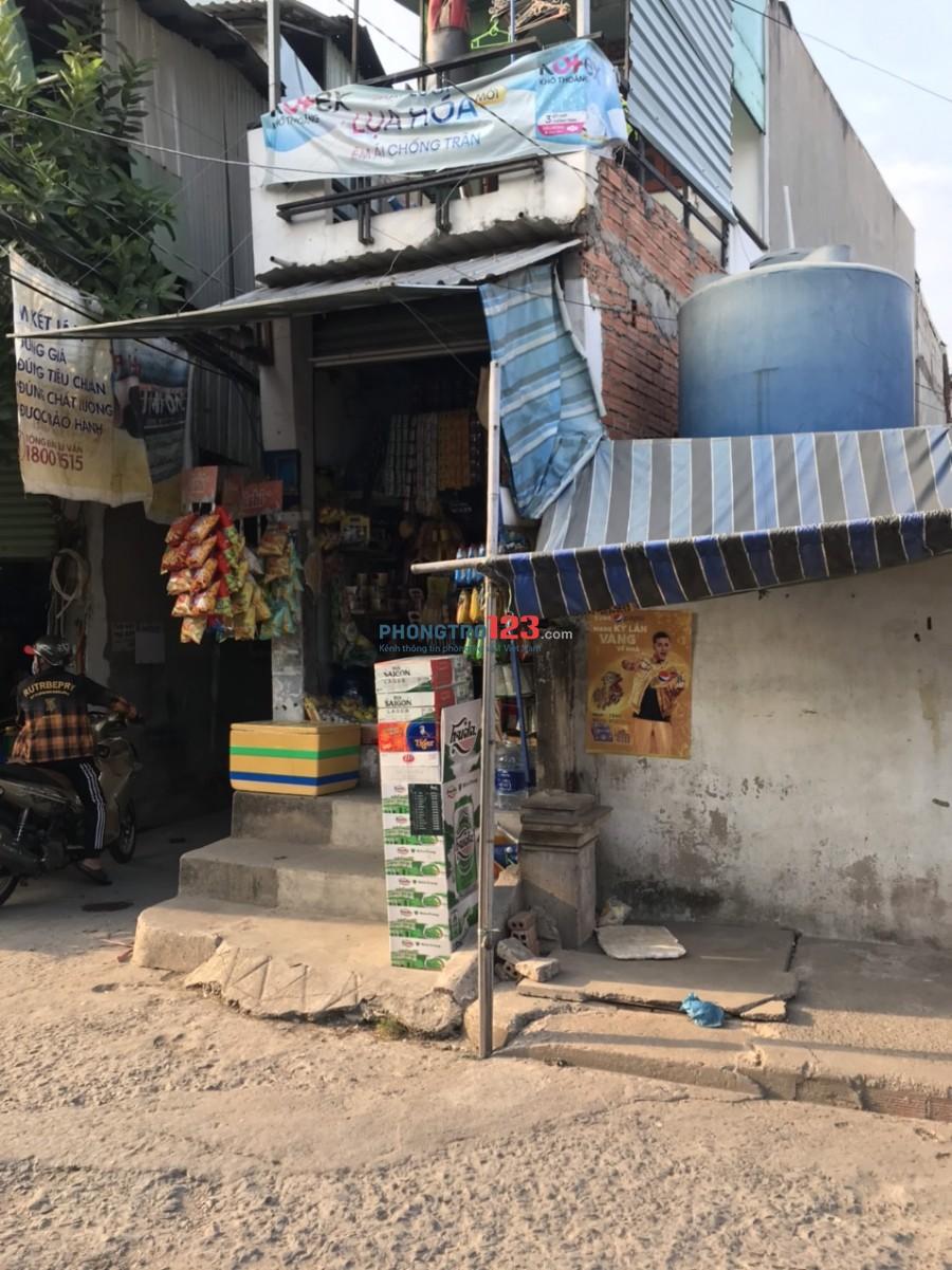 Cho thuê phòng đầy đủ nội thất tại hẻm 566 Nguyễn Thái Sơn P5 Gò Vấp giá 3,7tr/th