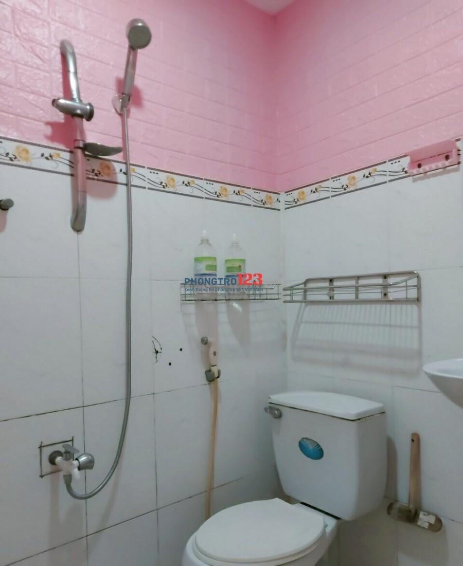 Nhà 36/18D Tăng Bạt Hổ, 3.9x10m, trệt lững 6 triệu