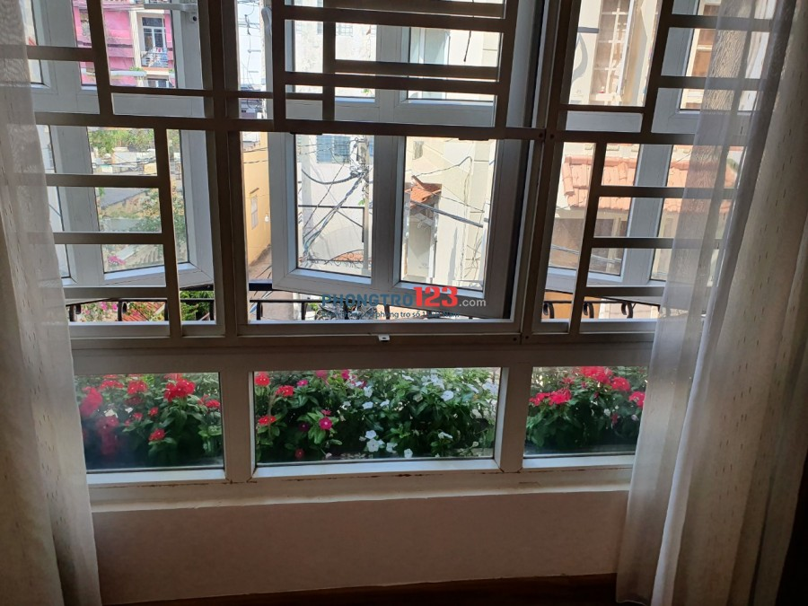 Cho thuê căn hộ mini - Q. Phú Nhuận, Sale GIẢM 1.5 TR/THÁNG mùa dịch, đầy đủ tiện nghi, giờ giấc tự do, chìa khoá riêng