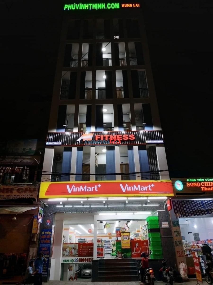 Cho thuê nhà trọ mới sây Nguyễn sỹ sách
