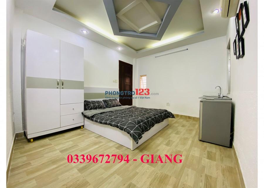 Phòng trọ trên Huỳnh Văn Bánh - Phú Nhuận