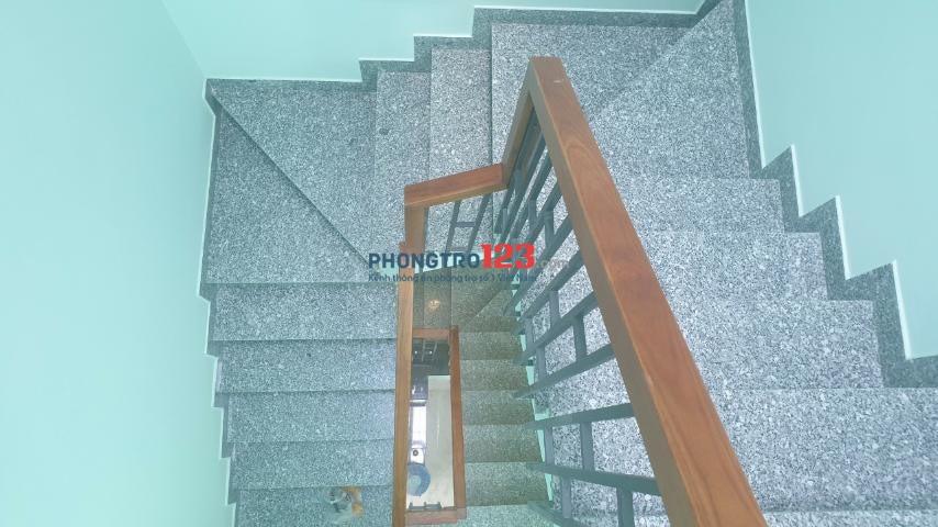 Nhà cho thuê nguyên căn, P14, Gò Vấp