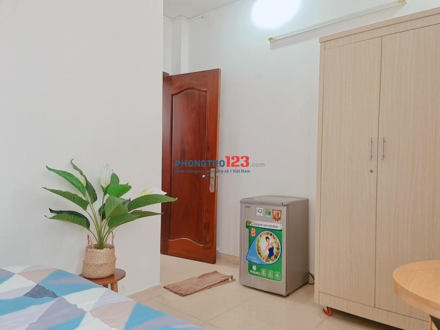 Chính chủ cho thuê phòng trọ Cống Quỳnh Q1 full nội thất cao cấp giá rẻ bất ngờ