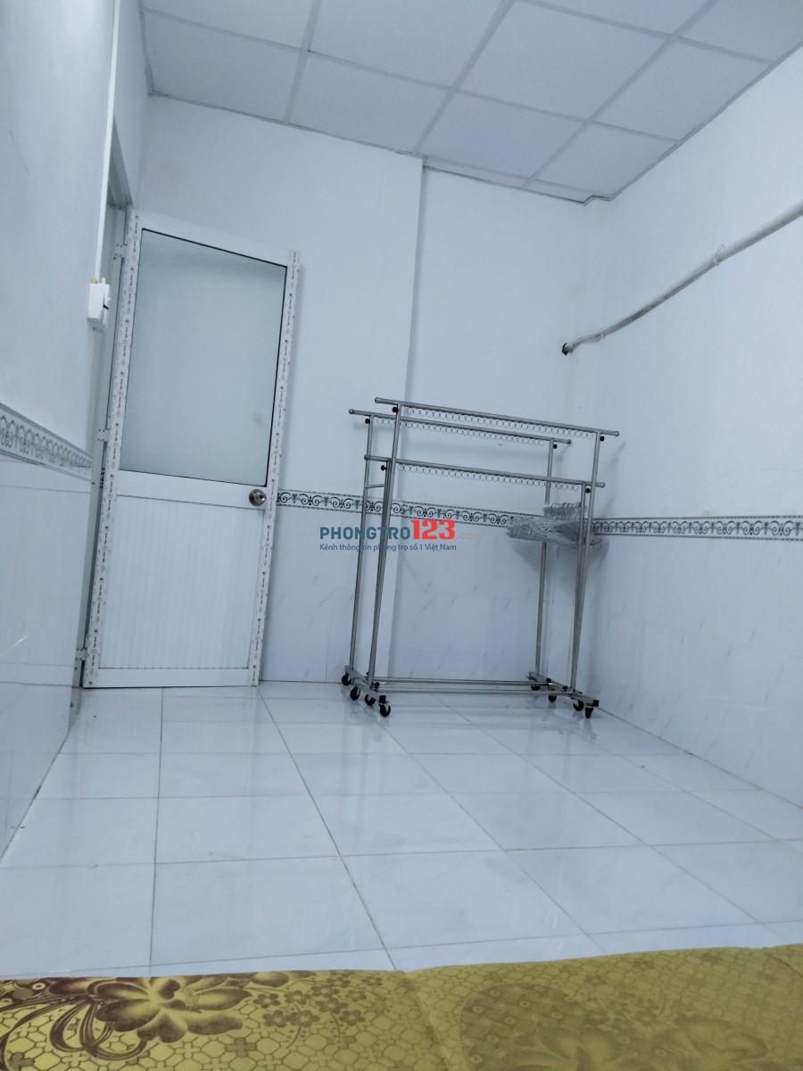 Phòng trọ quận Bình Thạnh 20m2