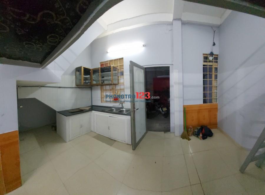 Phòng trọ cho thuê hơn 25m2 trung tâm quận Bình Thạnh