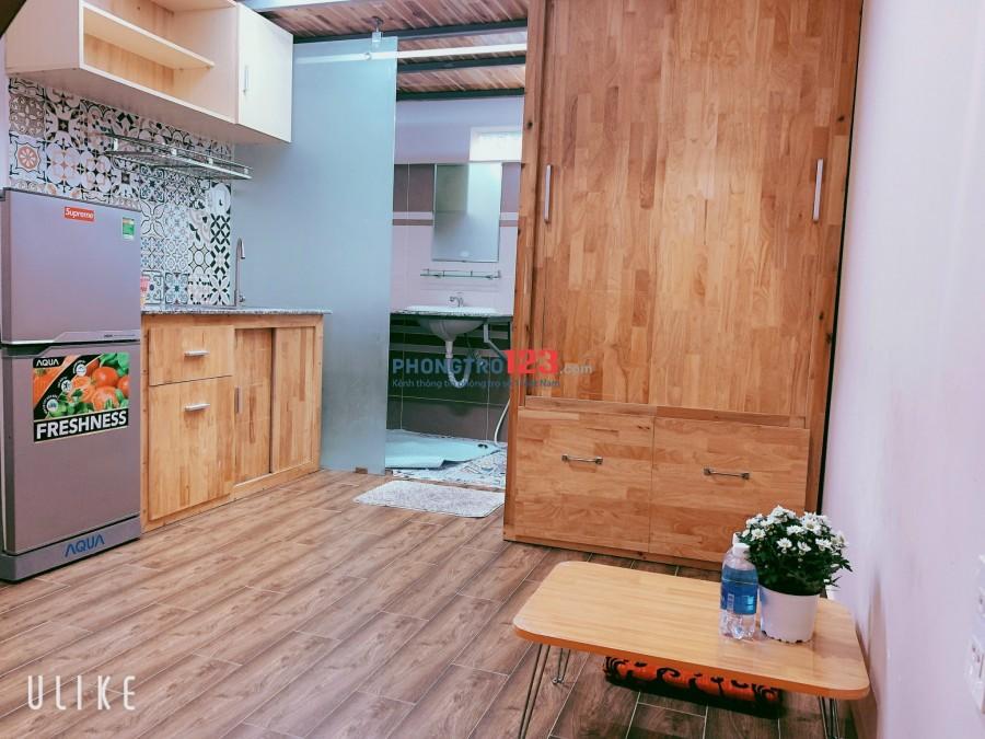 Phòng Full nội thất ngay cầu chữ Y (hình ảnh thật) dọn vào ở ngay. Lh: 0932.6789.41
