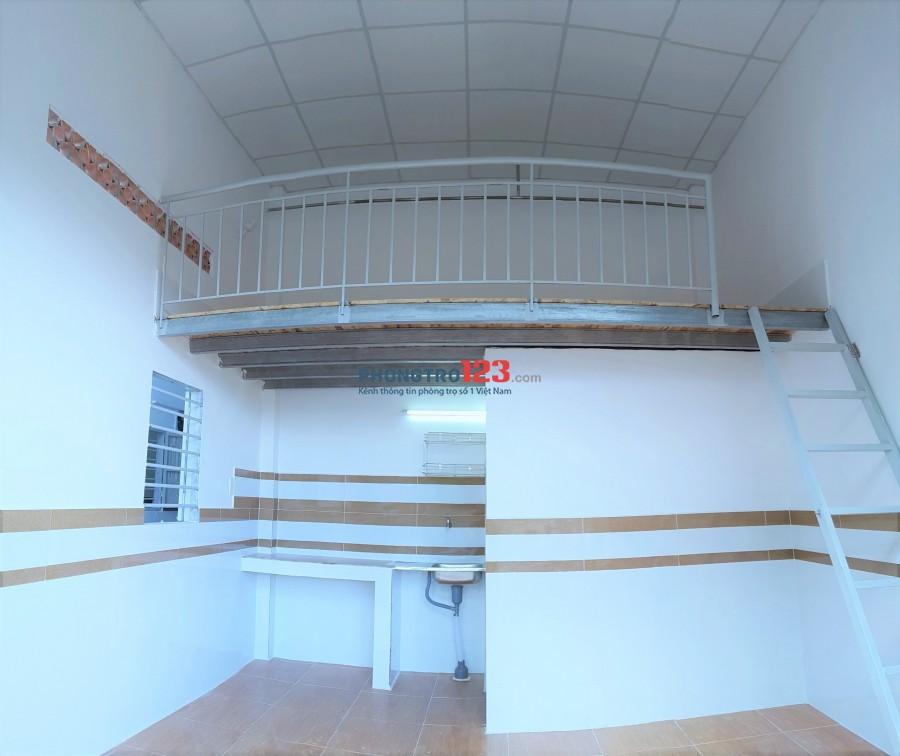 Ngay Khu Công Nghệ Cao Quận 9, mới xây xong phòng 20m2 có gác, Võ Văn Hát