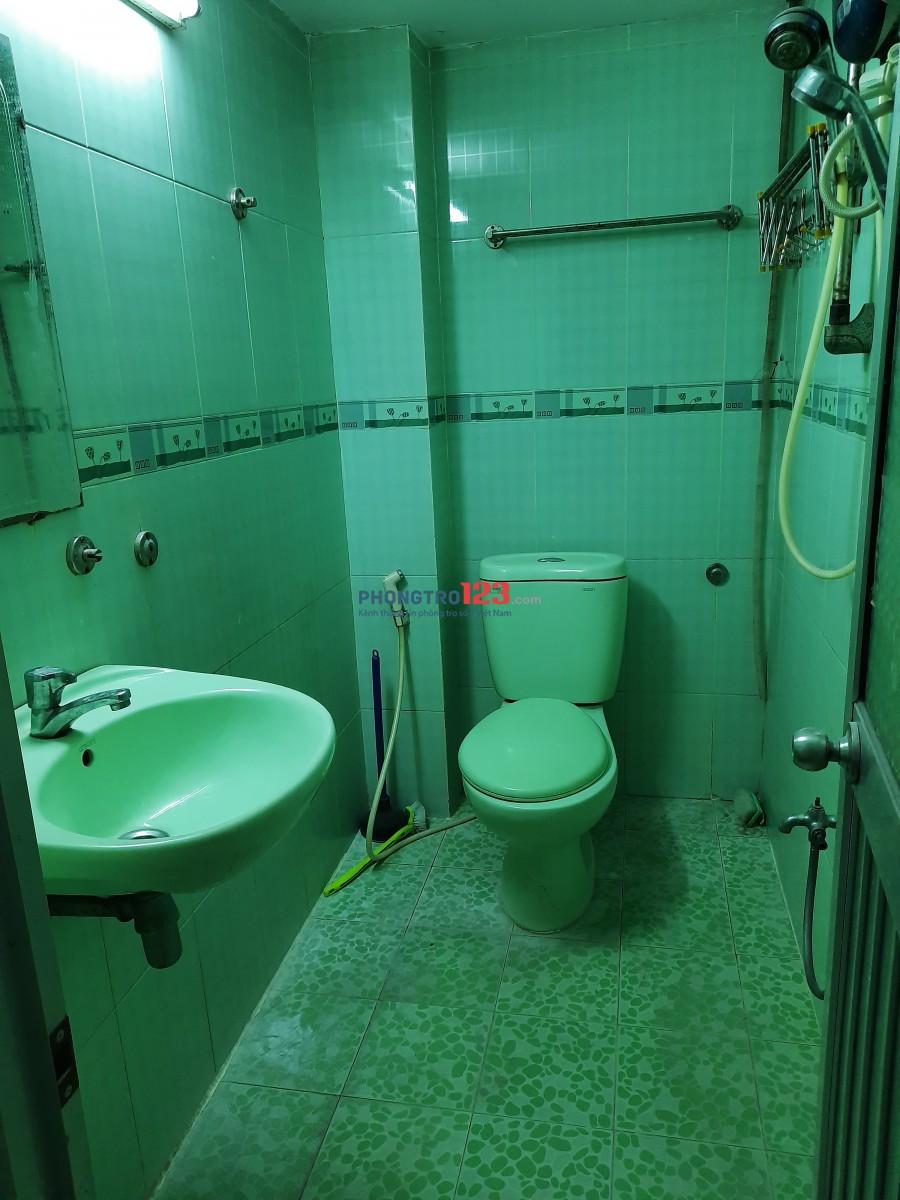 Cho thuê nhà nguyên căn 1 trệt 1 lầu có sân phơi đồ sạch sẽ thoáng mát