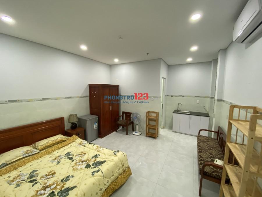 Phòng Cao Cấp 25m2, Bùi Đình Túy, Phường 12, Bình Thạnh.
