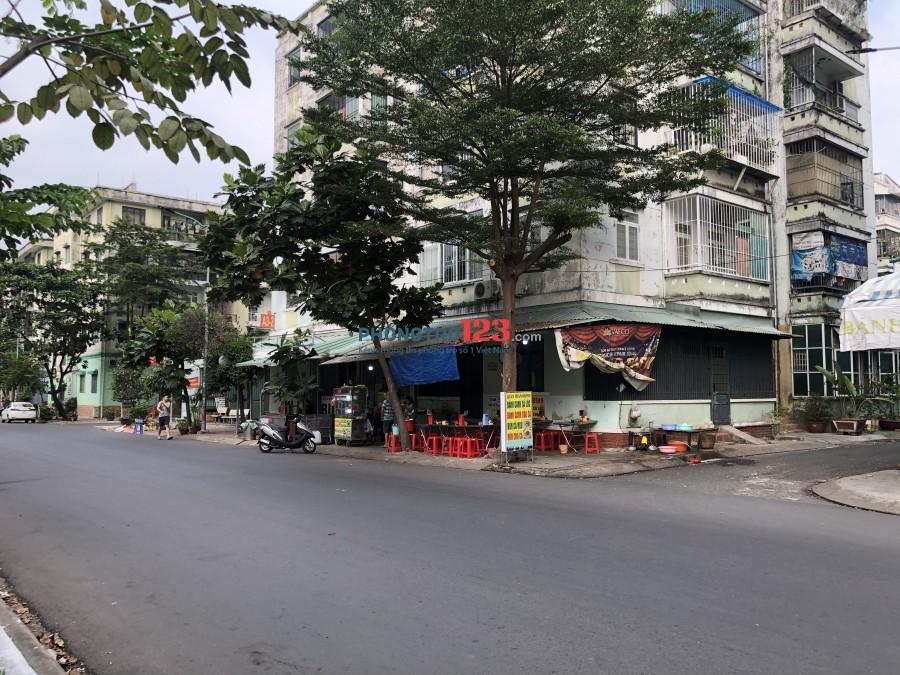 Căn hộ góc 3PN 3WC 80m2, vỉa hè 3x9 đường rộng 5m tiện ở và kinh doanh