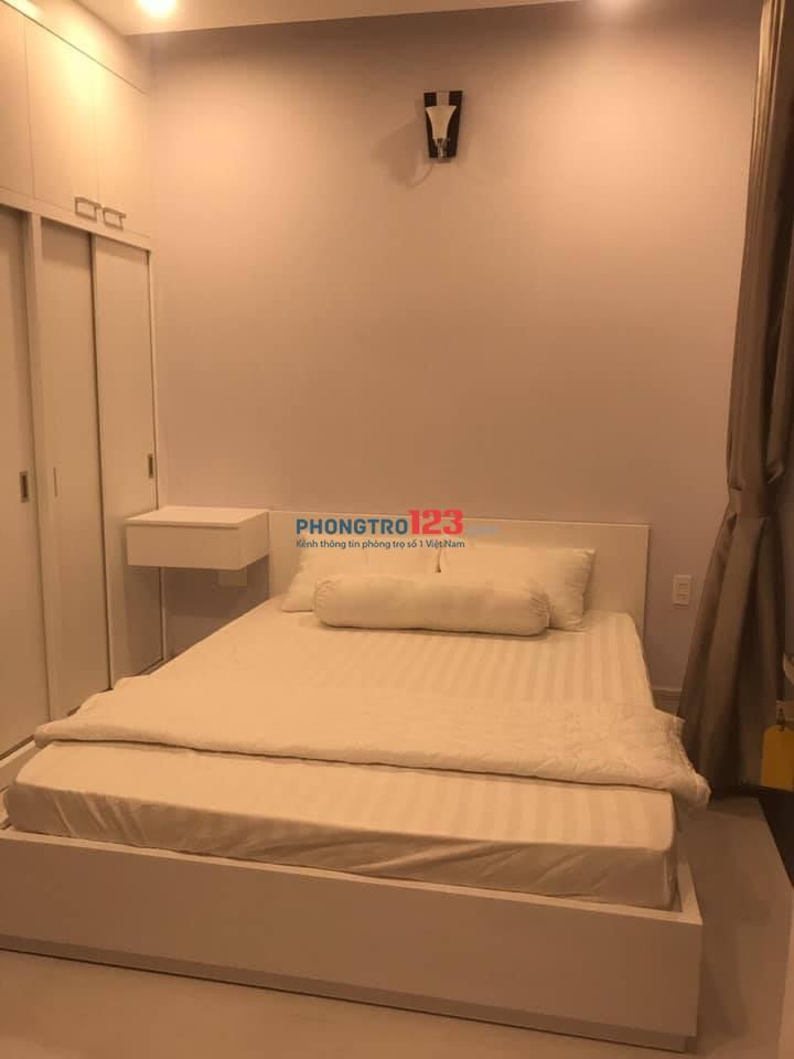 Cho thuê phòng trọ full nội thất tại Quận Tân Bình
