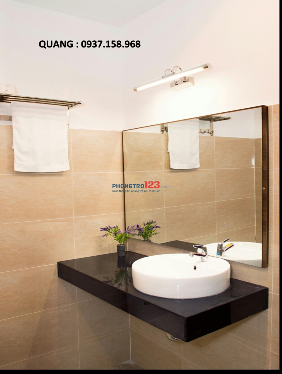 Chính chủ cho thuê nhà 4x18 Full nội thất cao cấp, hẻm xe hơi, khu yên tĩnh, 1 trệt 1 lầu, hẻm C3 đường Phạm hùng .