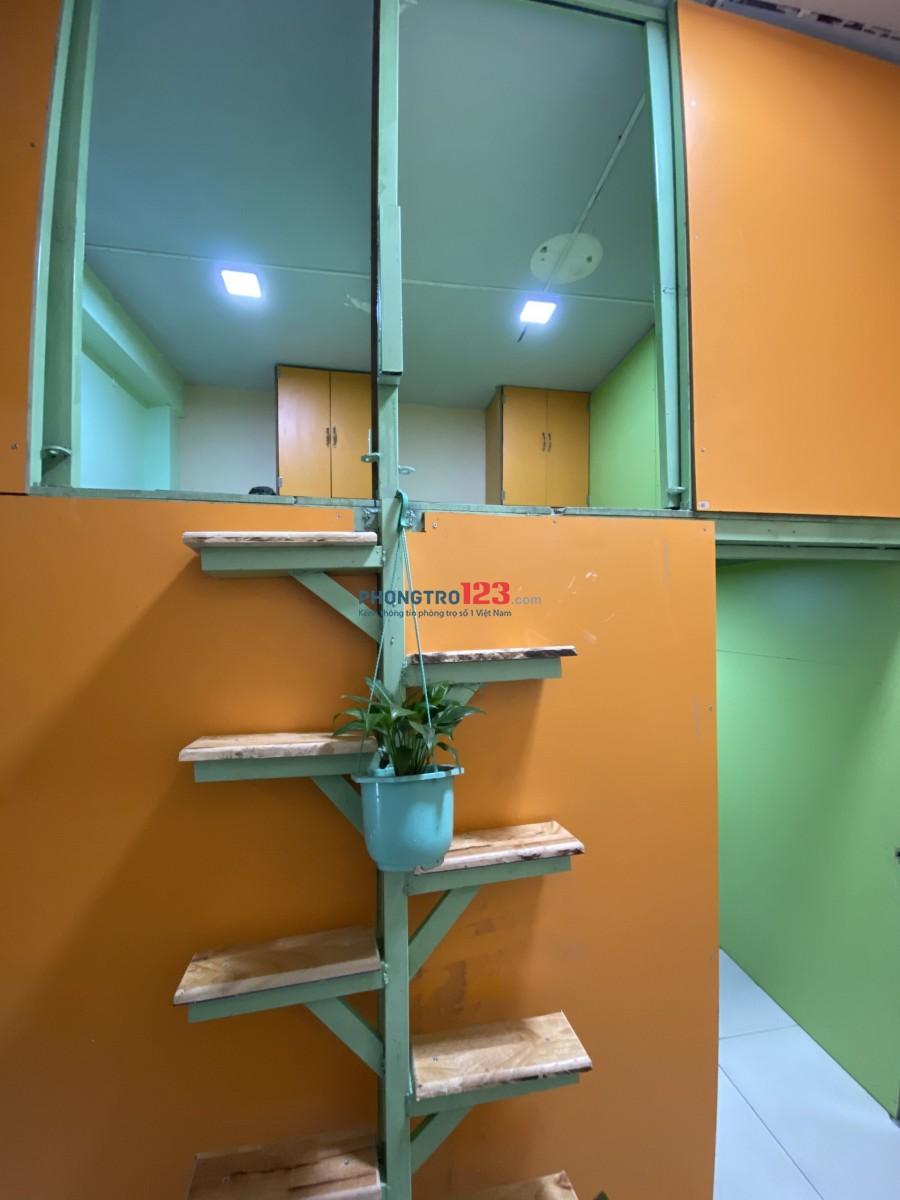 Phòng trọ cho thuê Bình Thạnh gần vòng xoay hàng xanh