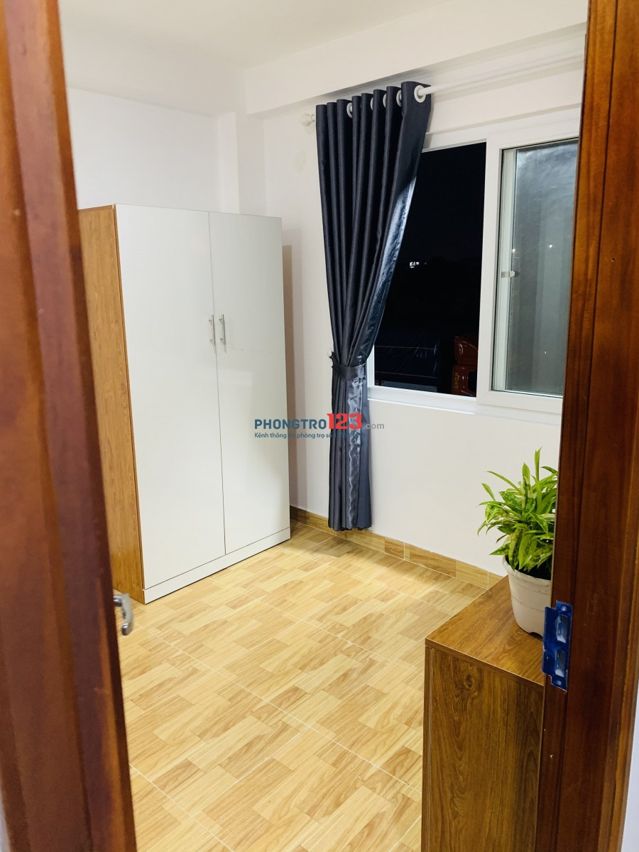 Căn hộ mini có gác nội thất cao cấp mới xây 100% tiện nghi sạch sẽ quận gò vấp
