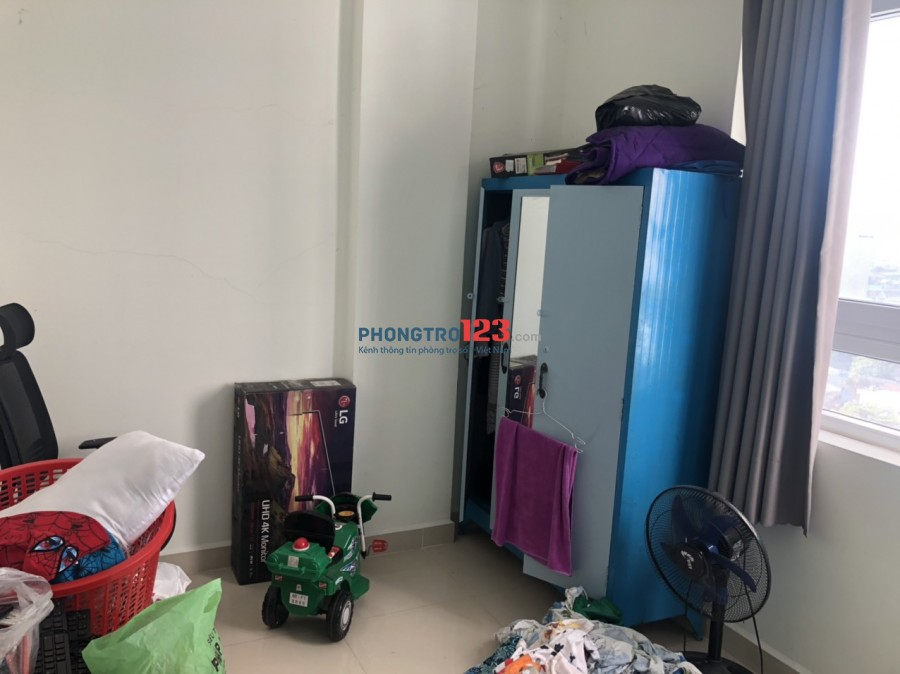 Cho thuê 1 phòng trong chung cư Topaz Home ( chung cư mới xây ) - Ưu tiên nữ đã đi làm
