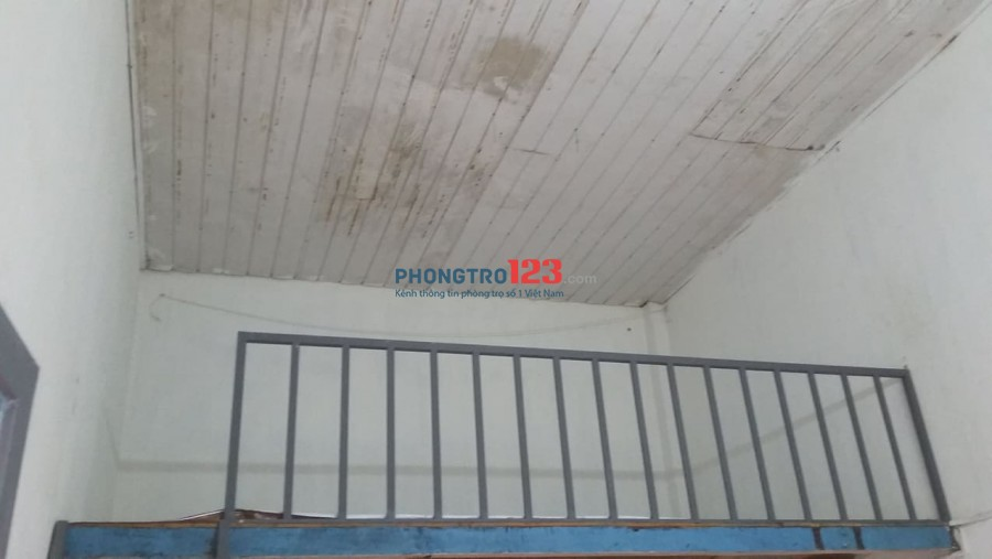 Cho thuê phòng trọ 16m2 số 75A đường Lê Thánh Tông, TP Vũng Tàu