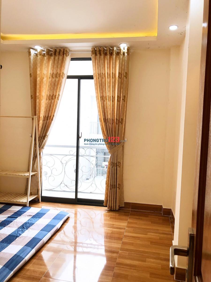 Phòng cho thuê trang bị full nội thất giá tốt
