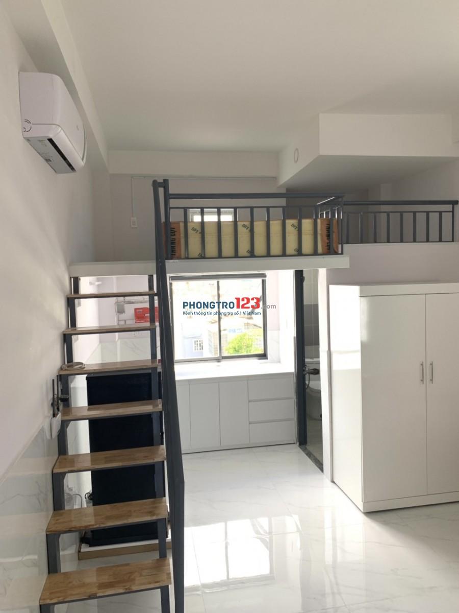 Căn hộ mini, có gác full nội thất Tân Bình 26m²