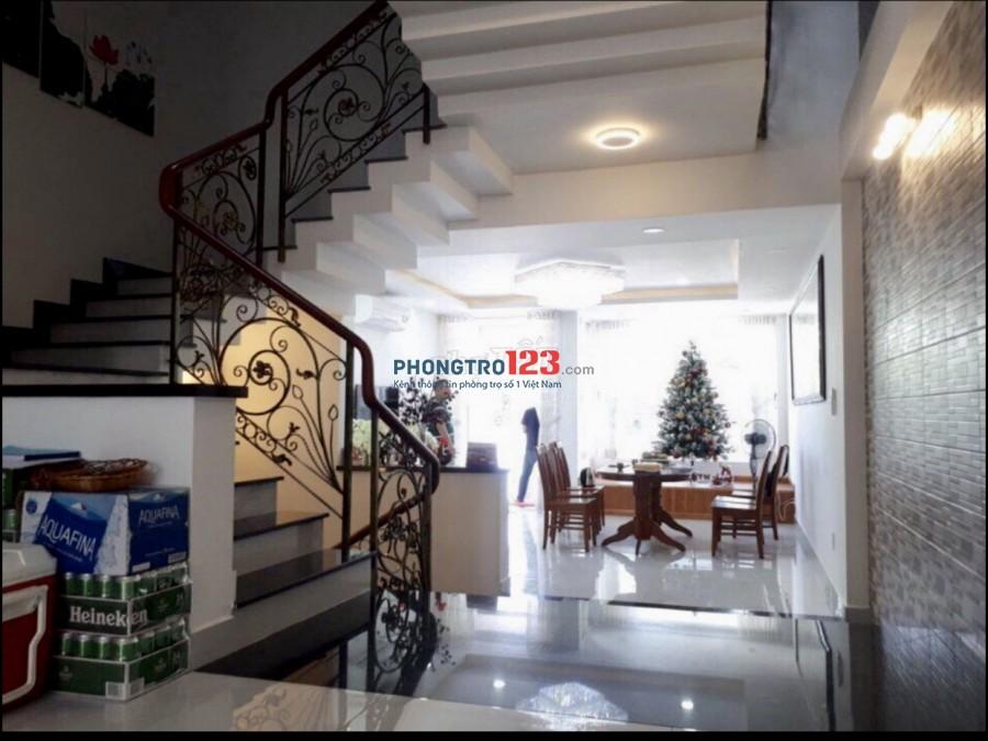 Cho thuê nhà nguyên căn 5x20 Mặt tiền KDC Kim Sơn P Tân Phong Q7