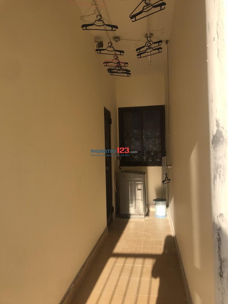 Cho thuê phòng ở ghép ở chung cư cao cấp Golden West, đầy đủ nội thất chỉ việc vào ở
