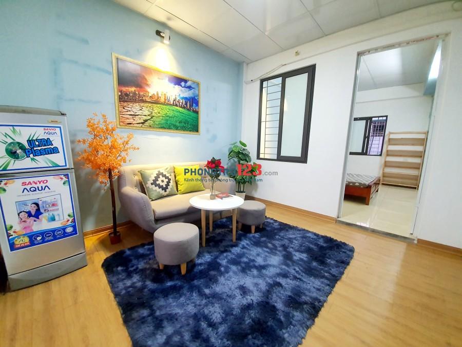 1 ngủ 1 khách, full nội thất, Trần Phú, Hà Đông