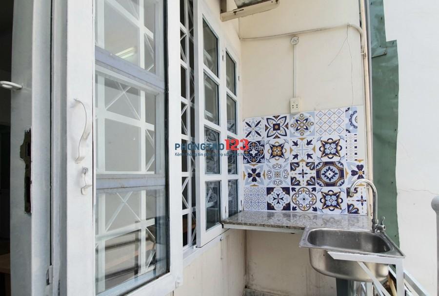 Phòng 25m2 Trương Quốc Dung Chỉ cho nữ thuê
