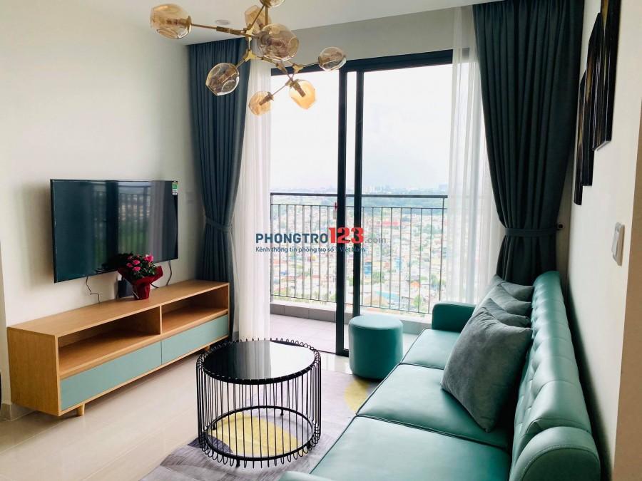 Cho thuê căn hộ Vinhomes Grand Park Quận 9, giá thuê chỉ từ 3,5 triệu / tháng