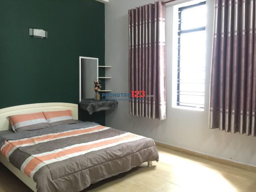 Cho thuê phòng Studio Full nội thất cao cấp ngay Điện Biên Phủ Q10