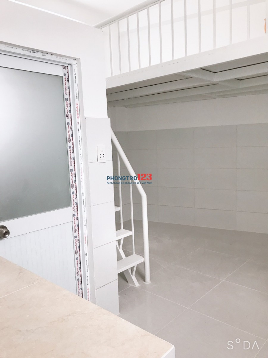 Cho thuê phòng trọ cao cấp mới xây tại Nguyễn Văn Quỳ Q7 giá từ 3tr/th