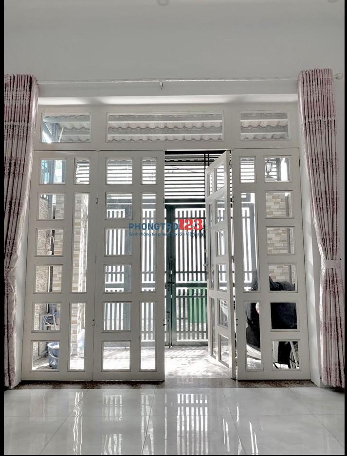 Chính chủ cho thuê phòng Full nội thất Gần GigaMall Q Thủ Đức giá từ 3,4tr/th
