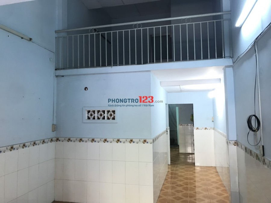 Cho thuê nhà NC 3,5x14 hẻm xe tải tại 364/20 Dương Quảng Hàm P5 GVấp giá 7tr/th