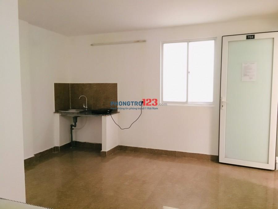 Phòng cho thuê mới xây giá từ 2tr2