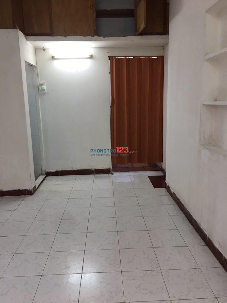 Phòng trọ Lê Văn Sỹ, phường 1, Tân Bình