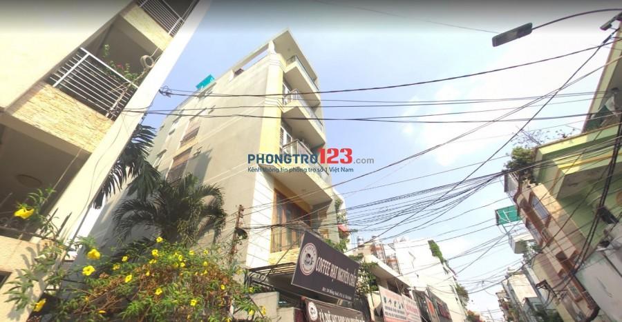 Nhà Mặt Tiền Đồng Xoài - 1 Trệt 4 Lầu, Thang Máy, ngay đường Cộng Hòa