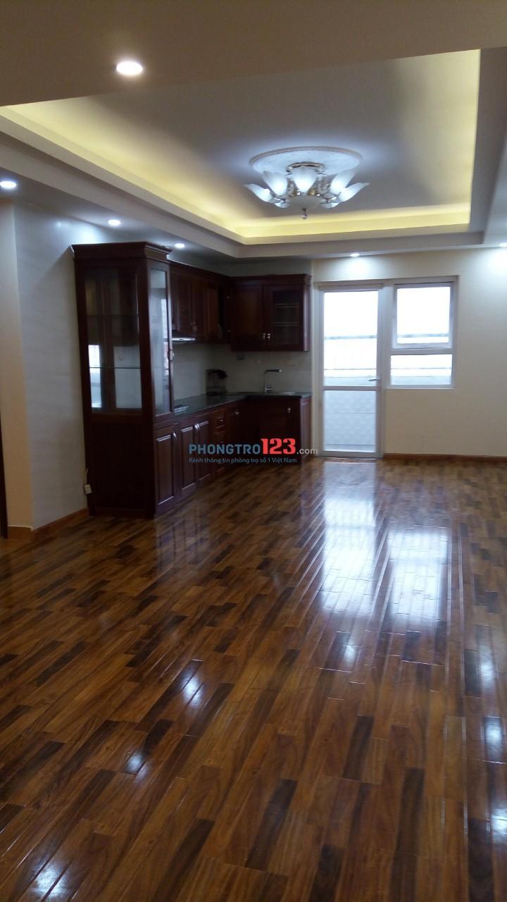 Cho thuê căn hộ cho các gia đình sống lâu dài