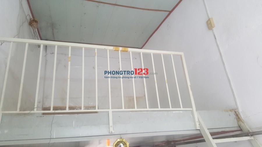 Phòng trọ cho thuê gần khu chế xuất Quận 7 diện tích 20m2